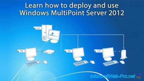 Learn how to deploy and use Windows MultiPoint Server 2012