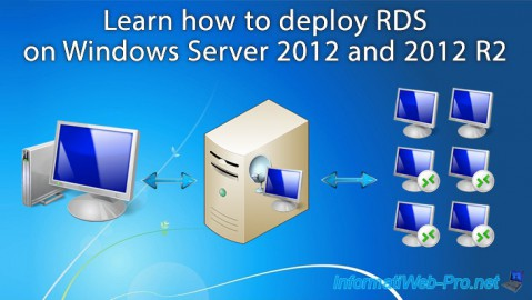 Learn how to deploy RDS on WS 2012 and 2012 R2