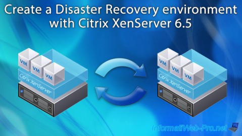 Citrix XenServer 6.5 - Disaster Recovery