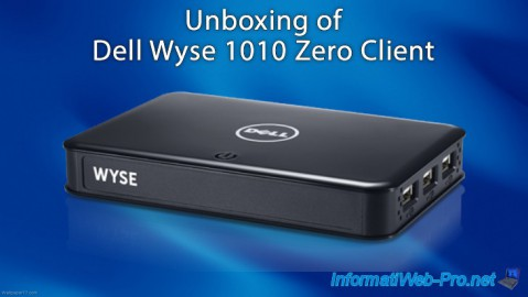 Dell Wyse 1010 Zero Client - Unboxing