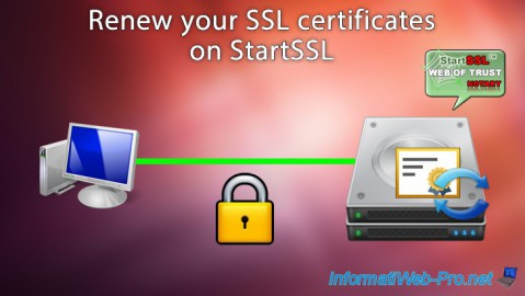 StartSSL - Renew your SSL certificates