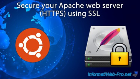 Ubuntu - Secure your Apache web server (HTTPS)