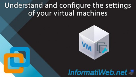 VMware Workstation 16 / 15 - Configure your virtual machines settings