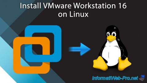 Install VMware Workstation 16 on Linux