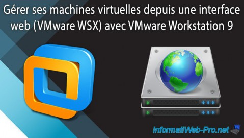 VMware Workstation 9 - Manage your VMs from a web interface